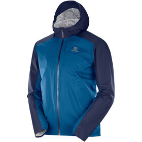 Salomon Bonatti WP Veste Homme, night sky/poseidon